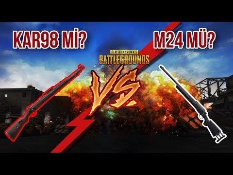 KAR98 VS M24 - Sizce En İyisi Hangisi?
