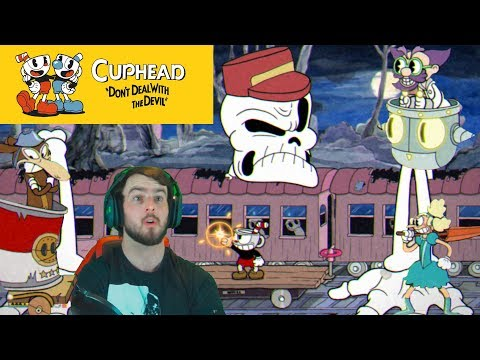 You Fool! This Isn't Even My Final Form! - Cuphead - Part 5