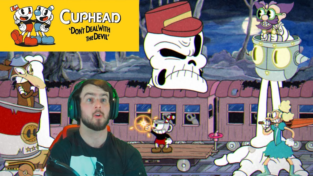 You Fool! This Isn't Even My Final Form! - Cuphead - Part 5 - YouTube
