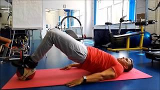 Упражнения для задней части ног - Упражнение на заднюю поверхность бедра и ягодицы