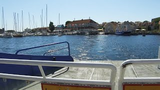 Marstrand Ferry Ride