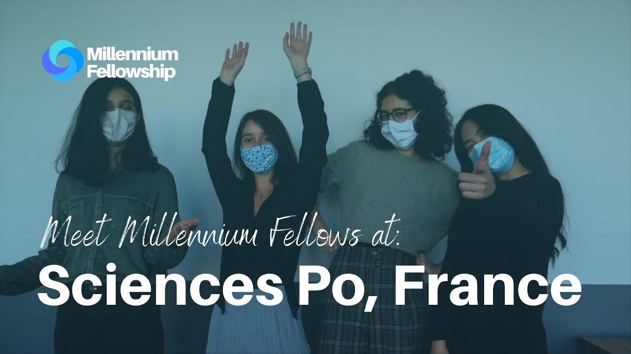 Meet Sciences Po #MillenniumFellows - s(H)e - the docuseries
