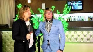 Александр Ягъя  в программе Добрый Вечер, Реутов 2013 производство Peoplestar TV