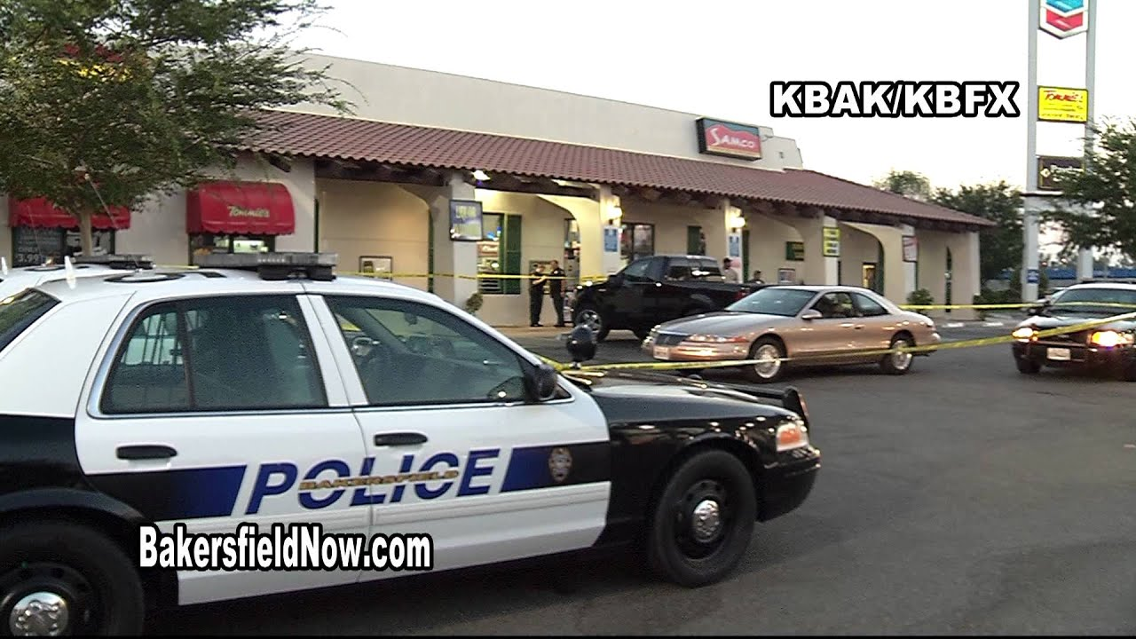 Bakersfield Police Investigating An Early Morning Shooting