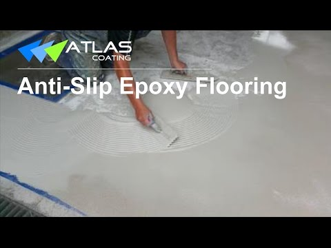 Anti-slip epoxy flooring in an industrial bakery in Sydney