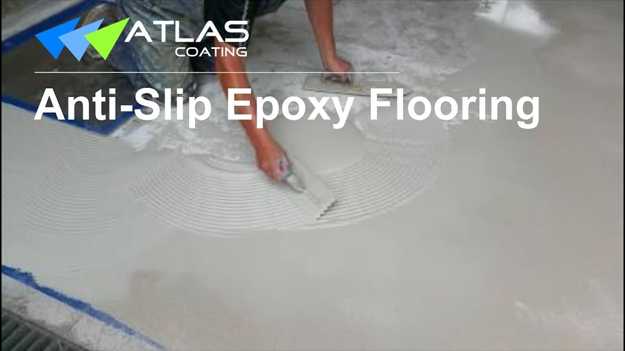 Anti slip epoxy flooring in an industrial bakery in sydney youtube anti slip epoxy flooring in an industrial bakery in sydney dailygadgetfo Image collections