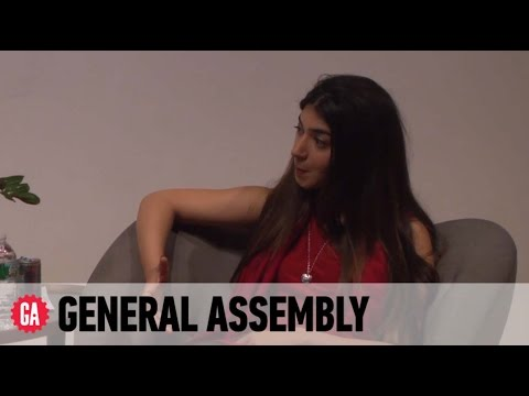 General Assembly Fireside Chat with Shiza Shahid, CEO of Malala Fund