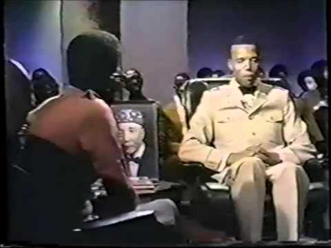 Louis Farrakhan 1972 Soul! Interview