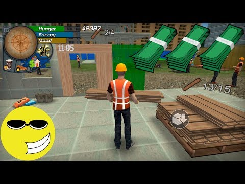 Big City Life Simulator #2 Builder constructor problem with job Gameplay 🌟 Android iOS