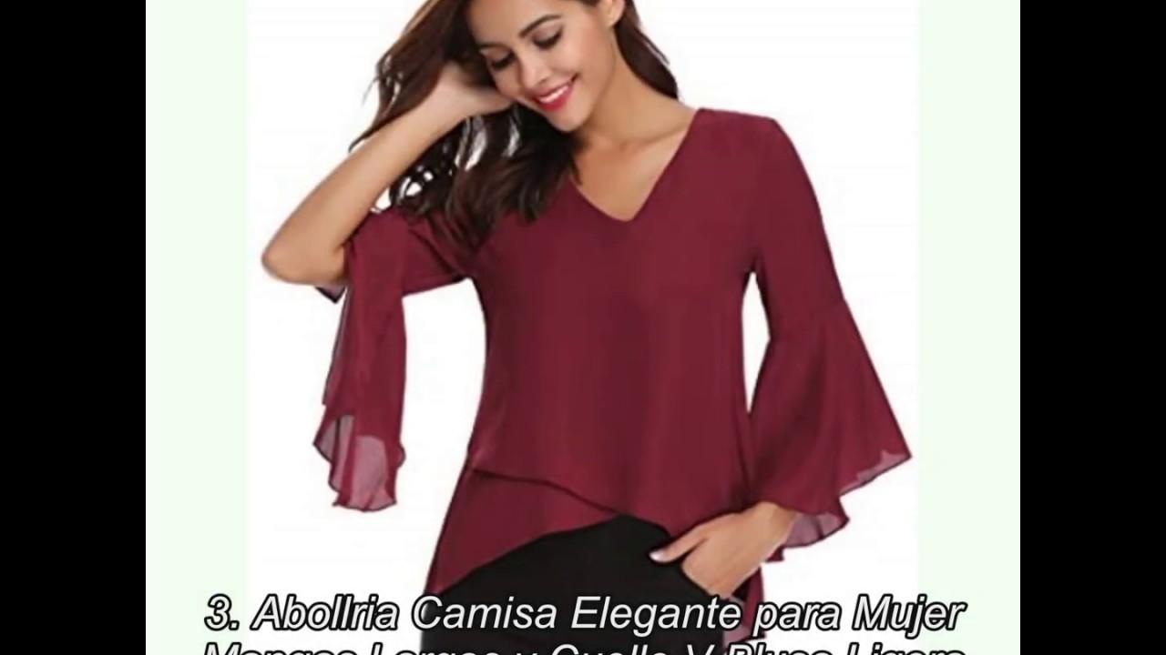 c93c88d43d Los mejores 10 Blusas Y Camisas De Mujer - Guía de compra