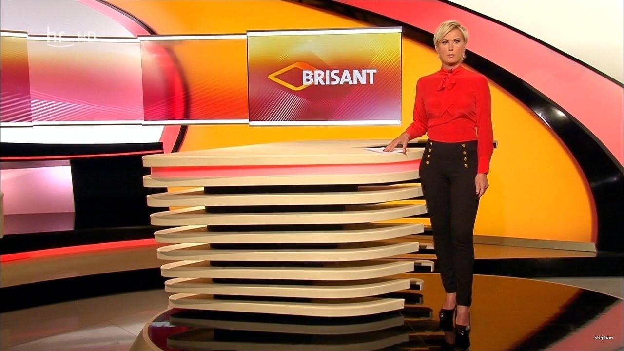 Moderatorin Brisant