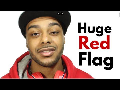 Huge Red flag of narcissism 🚩   Dating red flag you should never ignore!