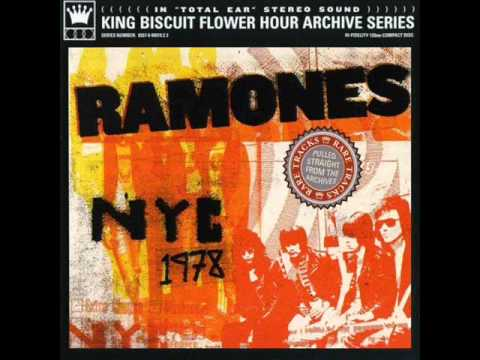 Ramones -  N.Y.C 1978 Live (Full Album)