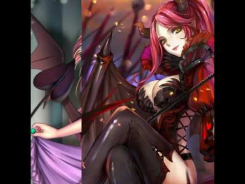 You can 39 t hide from us demon girl anime youtube - Hot demon women ...