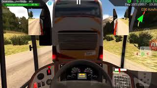 Heavy Bus Simulator - Paradiso G6 1200 Expresso Dynamic Goiania a Uberlandia