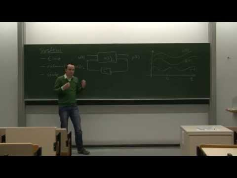 What is mathematical systems theory?