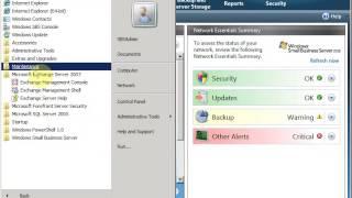Installing Windows Small Business Server 2008
