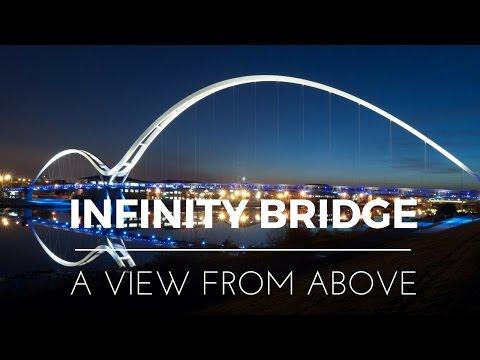 Infinity Bridge - Drone Flight