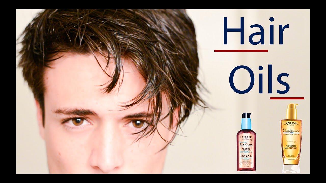 Healthy Hair Hair Oils To Achieve Softer Hair Youtube