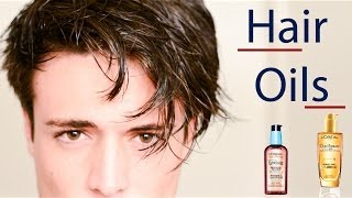 Healthy Hair: Hair Oils to Achieve Softer Hair
