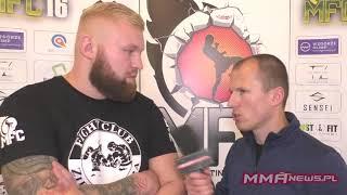 MFC 16: Marcin Bodnar bliski przebranżowienia w kierunku MMA