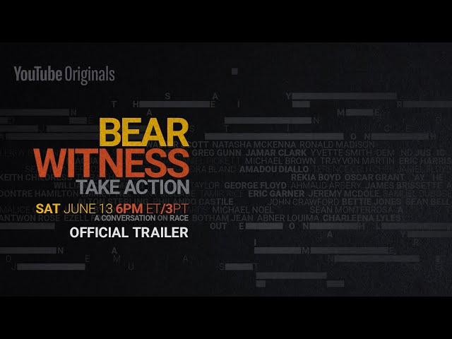 Bear Witness, Take Action   June 13