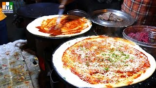 Scetzwan Cheese Sada Dosa | INDIAN FAST FOOD RECIPES |  | MUMBAI STREET FOOD | INDIAN 4K FOOD VIDEOS