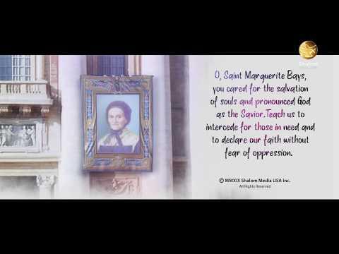 Saint Marguerite Bays | Prayer