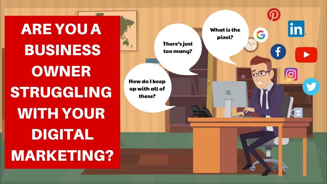 Digital Marketing Agency | Social Media Marketing Agency | ExpertAdvertisingNOW | Ryan Strong