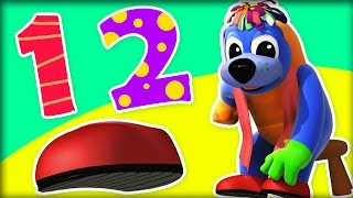 one two buckle my shoe   nursery rhymes   plus more fun nursery rhymes collection by raggstv