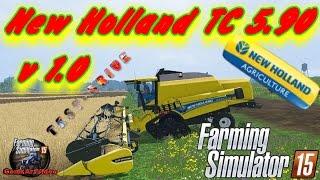 "[""New Holland TC 5 90 v 1 0 FarmingSimulator2015"", ""FarmingSimulator2015"", ""New Holland TC 5 90 v 1 0""]"