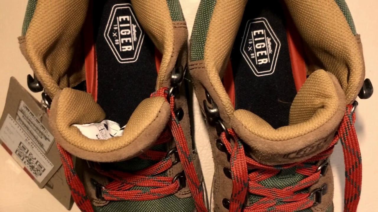 Eiger Sepatu Tennese 1989 Khaki6 Daftar Harga Terkini Dan Vaught Hitam Buka 15 Oblivion Classic Boots