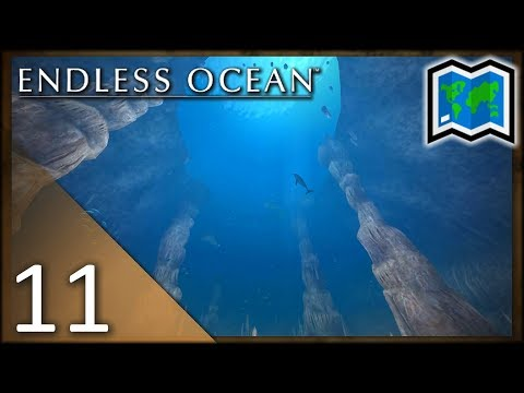 MDB's Adventures/ Endless Ocean #11: Cave Exploration