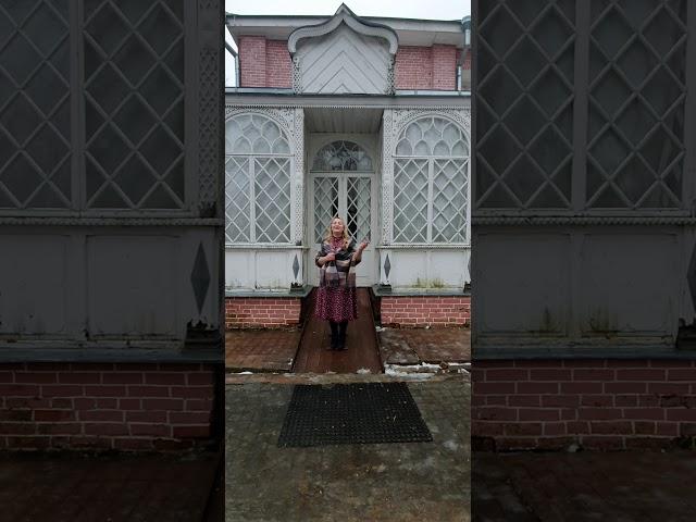 Изображение предпросмотра прочтения – ЮлияГришкина читает произведение «О,как убийственно мы любим..» Ф.И.Тютчева