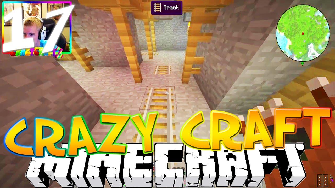 Minecraft crazy craft 3 0 17 i found transformium for Crazy craft 3 0 server