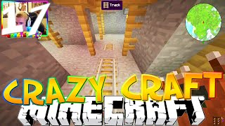 "Minecraft CRAZY CRAFT 3.0 #17 ""I FOUND TRANSFORMIUM!"" (Crazy Craft SMP)"