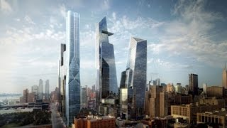 Michelin Chefs and Restaurants Coming to Hudson Yards