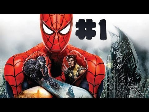 Spider-Man: Web of Shadows - Walkthrough - Part 1 (PC) [HD]