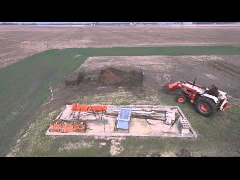 On The Farm Episode 47: Expanding the Asparagus (Driving and Droning)