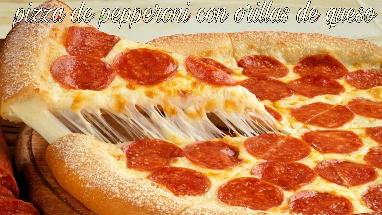 receta masa para pizza tipo pizza hut