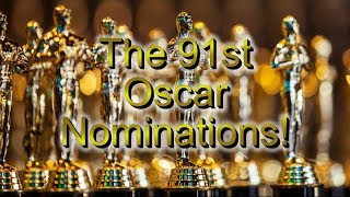 The Snubs and Surprises of the 2019 Oscar Nominations!