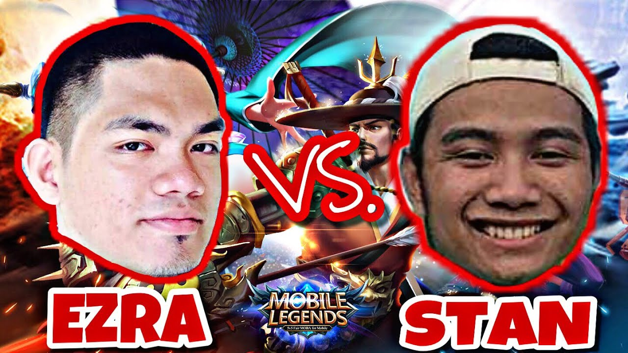 EZRA VS. STAN (MOBILE LEGENDS TOURNAMENT)
