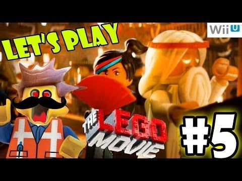 Let's Play LEGO Movie - Part 5: Vitruvius...