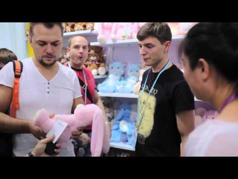 Товары для детей и цены с выставки в Китае Дима Ковпак