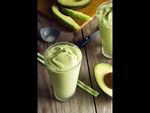 Avocado Smoothie Kenyan Cuisine Youtube