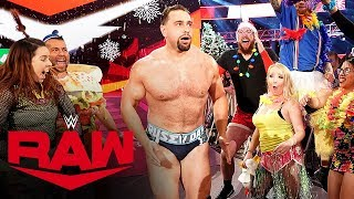 Rusev vs. No Way Jose: Raw, Dec. 23, 2019