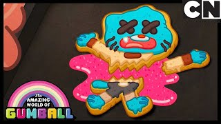 Gumball Gets In The Middle Of Penny's Family Feud | The Transformation | Gumball | Cartoon Network