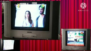 sony crt tv pincushion problem or sound problems