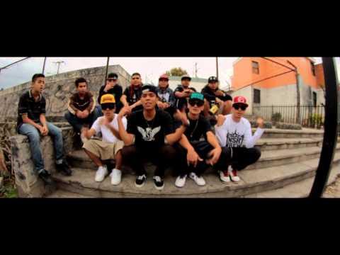 VENENO PURO - Rozwa Ft. Griser, Brone & Denny | Video Oficial | (Por Encima De Ustedes) *NSR* 2015