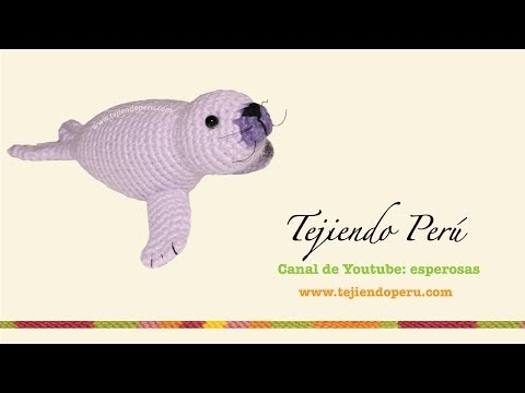 Tutorial Ballena Amigurumi Whale (English subtitles) Doovi